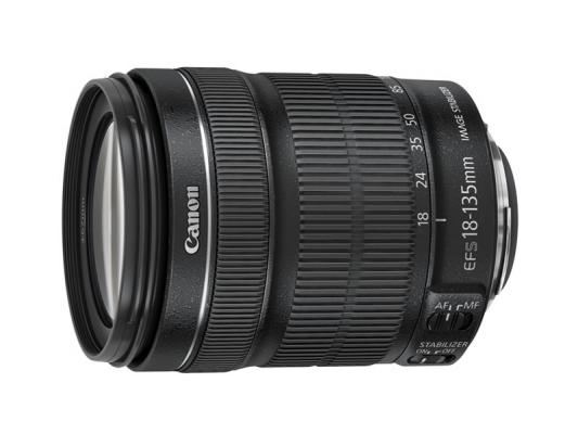 Обектив Canon EF-S 18-135mm f/3.5-5.6 IS (STM)
