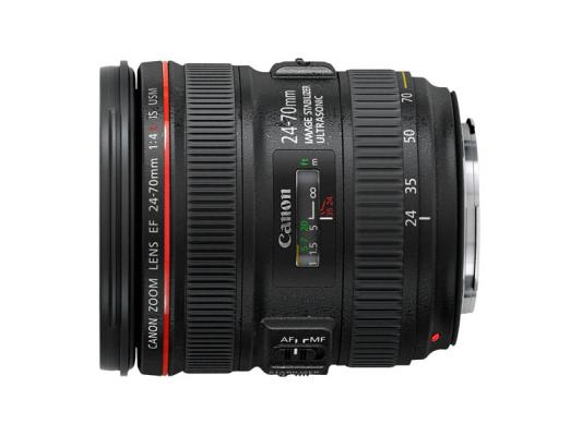 Обектив Canon EF 24-70mm f/4L IS USM