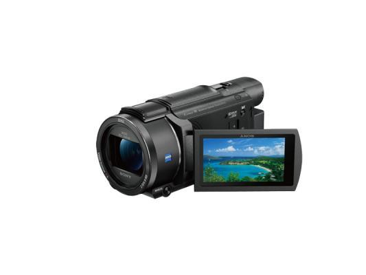 Видеокамера Sony AX53 4K Handycam
