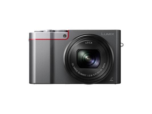 Фотоапарат Panasonic Lumix DMC-TZ100 Silver + Памет SDXC SanDisk Extreme 64GB UHS-I U3 C10 V30 150MB/s