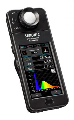 Светломер Sekonic C-7000