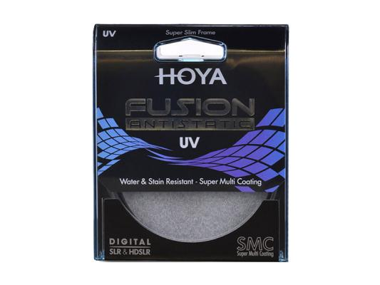 Филтър Hoya UV (SMC)(FUSION ANTISTATIC) 49mm