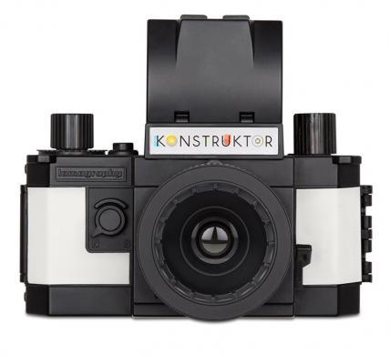 Комплект LOMO 35mm Konstruktor DIY kit