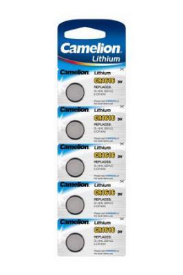 Литиеви батерии Camelion CR1616 (5бр)