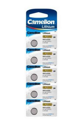 Литиеви батерии Camelion CR1220 (5бр)