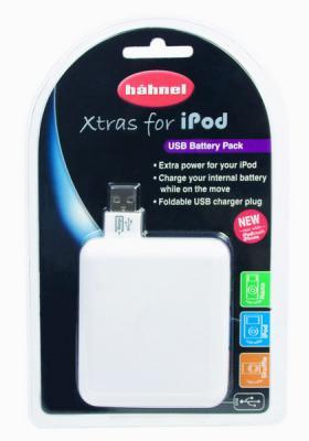 Батериен пакет Hahnel USB 5V/400mA
