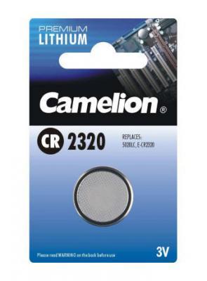 Литиева батерия Camelion CR2320