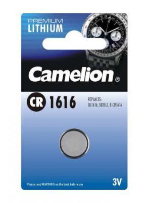 Литиева батерия Camelion CR1616