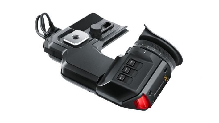 Blackmagic URSA Viewfinder - дигитален OLED визьор