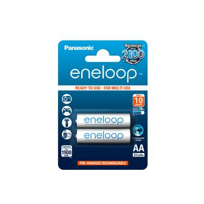 Акумулаторни батерии AA Panasonic Eneloop 1900 mAh (2бр)