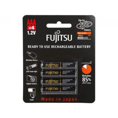 Акумулаторни батерии AАА Fujitsu 900mAh (4бр.)