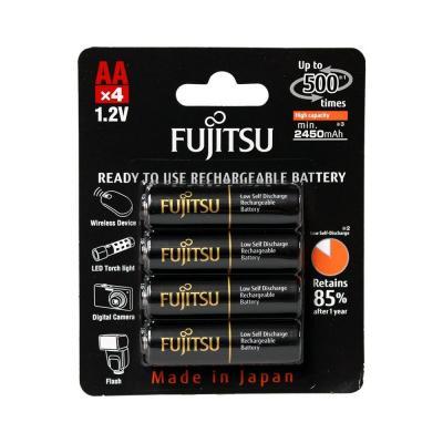 Акумулаторни батерии AA Fujitsu 2450mAh (4бр.)