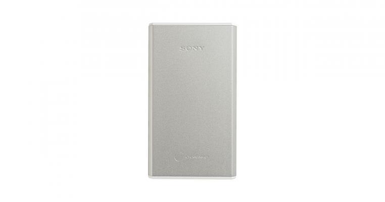 Преносимо зарядно устройство Sony CP-S15 Silver