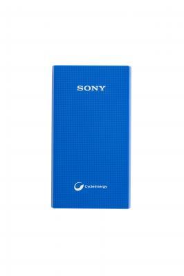 Преносимо зарядно устройство Sony CP-E6 Blue