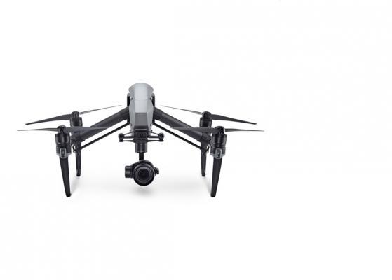 Дрон (квадрокоптер) DJI Inspire 2 с камера Zenmuse X5S