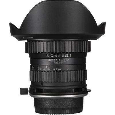 Обектив Laowa 15mm f/4 1Х Macro with Shift за Nikon F
