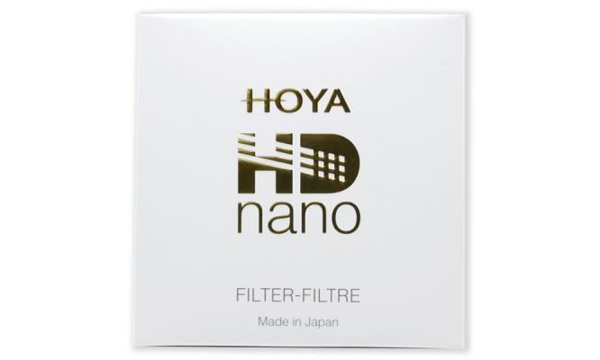 Филтър Hoya HD NANO CPL 58mm