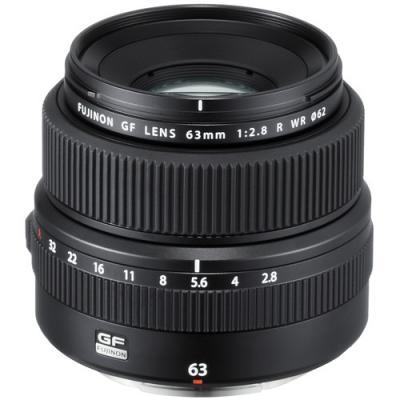 Обектив Fujinon GF 63mm f/2.8 R WR
