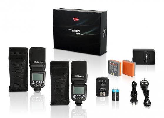 Светкавица Hahnel MODUS 600RT Wireless Pro Kit за Sony