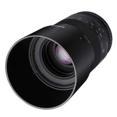 Обектив Samyang 100mm F2.8 ED UMC MACRO за Canon M-mount