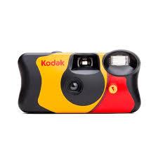 Еднократен фотоапарат Kodak Fun Saver - 27 + 12 кадъра