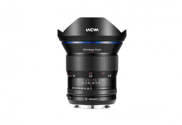 Обектив Laowa 15mm f/2 ZERO-D за Sony FE