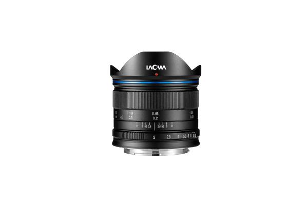 Обектив Laowa 7.5mm f/2 C-Dreamer за m4/3 (Lightweight)