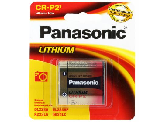 Батерия Panasonic Lithium Power CRP2