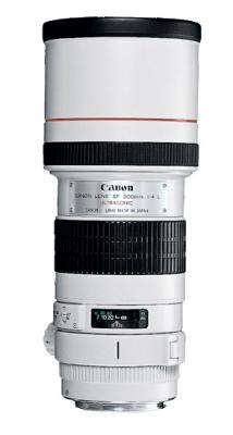 Обектив Canon EF 300mm f/4L IS USM