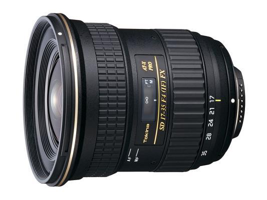Обектив Tokina AT-X 17-35mm F/4 AF PRO FX за Canon