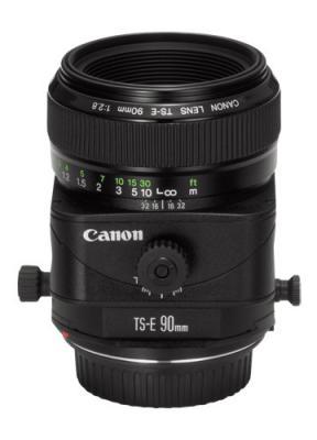 Обектив Canon TS-E 90 mm F 2.8