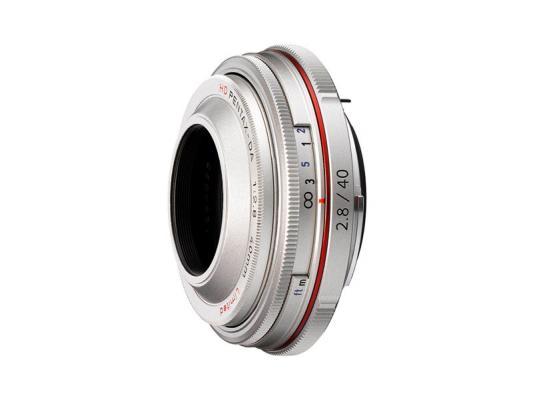 Обектив Pentax HD DA 40mm f/2.8 Limited Black