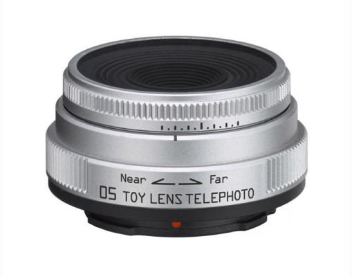 Обектив Pentax 18mm f/8 (05 Toy Lens Telephoto)