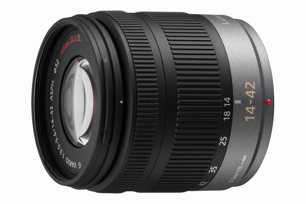 Обектив Panasonic Lumix G 14-42MM F/3.5-5.6 II ASPH MEGA O.I.S.
