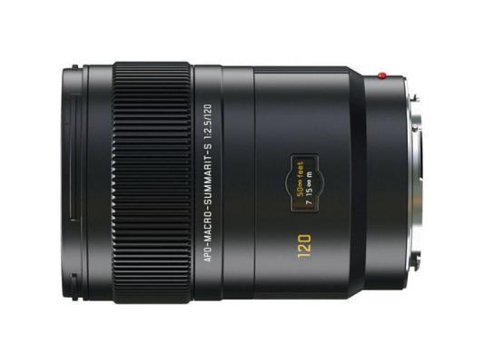 Обектив Leica APO-Macro-Summarit-S 120mm f/2.5