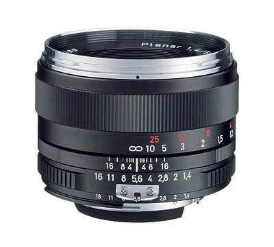 Обектив Zeiss PLANAR 50mm f/1.4 T* ZF.2 за Nikon