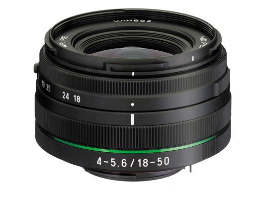 Обектив HD PENTAX-DA 18-50mm F/4-5.6 DC WR RE