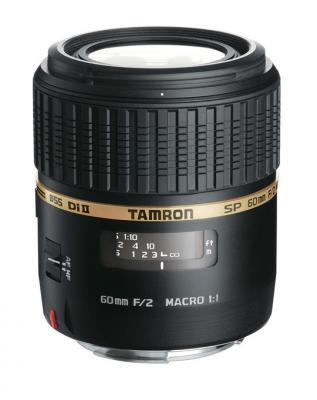 Обектив Tamron SP AF 60mm F2 Di II LD (IF) за Canon