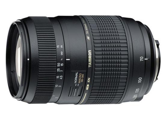 Обектив Tamron AF 70-300mm F/4-5.6 LD Di Macro с мотор за Nikon