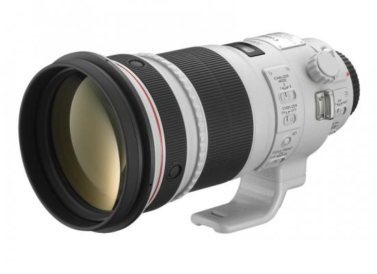 Обектив Canon EF 300mm f/2.8L IS II USM