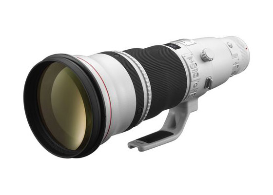 Обектив Canon EF 600mm f/4L IS II USM