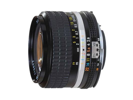 Обектив Nikon AI Nikkor 24mm f/2.8