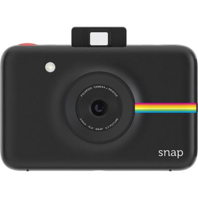 Моментен фотоапарат Polaroid Snap черен