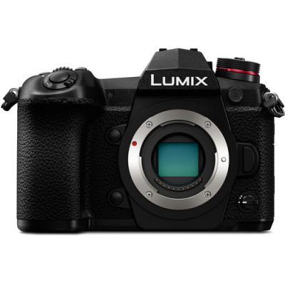 Фотоапарат Panasonic Lumix G9 Black Body + Памет SDXC SanDisk Extreme 64GB UHS-I U3 C10 V30 150MB/s