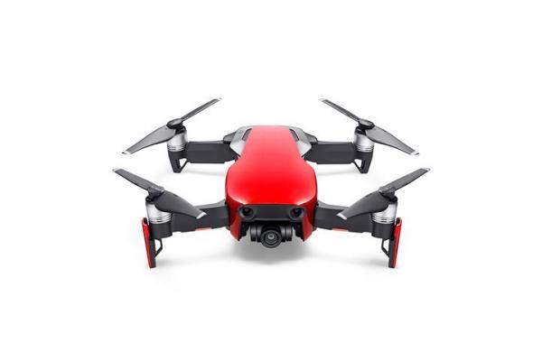 Дрон (квадрокоптер) DJI Mavic Air More Fly Combo Flame Red