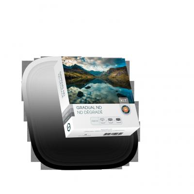 Комплект филтри Cokin Gradual ND2/4/8 H300-02