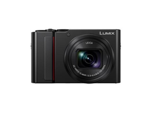 Фотоапарат Panasonic Lumix DMC-TZ200 Black + Памет SDXC SanDisk Extreme 64GB UHS-I U3 C10 V30 150MB/s