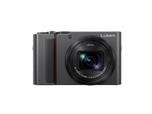 Фотоапарат Panasonic Lumix DMC-TZ200 Silver + Батерия Li-Ion Panasonic DMW-BLG10E (Bulk)