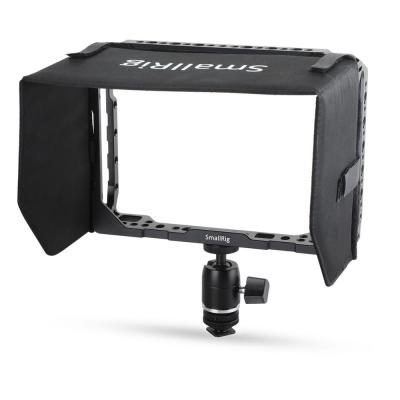 Клетка SmallRig за монитор Blackmagic Video Assist 7'' + Сенник