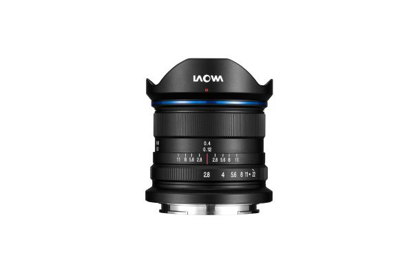 Обектив Laowa 9mm f/2.8 ZERO-D за Fuji-X